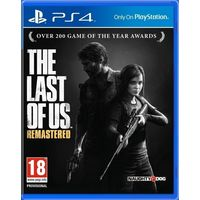 The Last of Us and Uncharted 4 for PS4