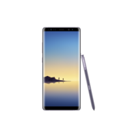 Samsung Galaxy Note8 Smartphone, Orchid Gray