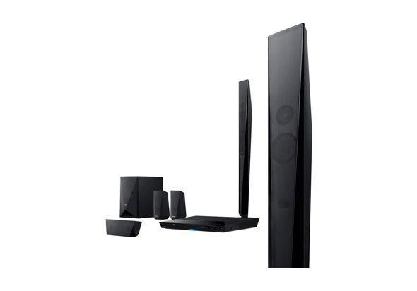 Sony 5.1ch DVD Home Theatre System DAV-DZ650