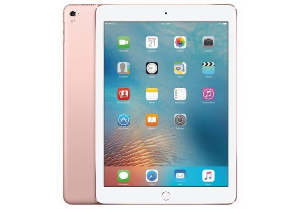 Apple iPad Pro 9.7 Cellular 128GB, Rose Gold