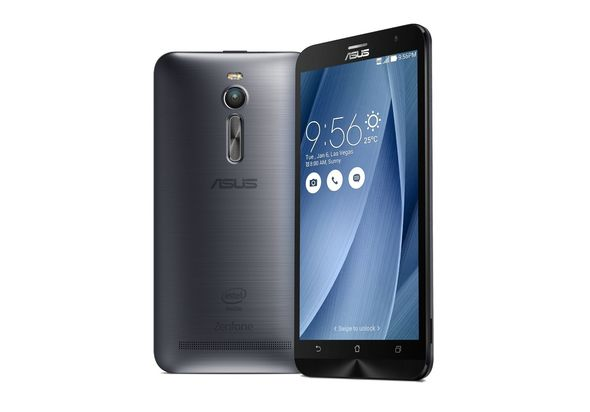 Asus Zen Fone 2 ZE551ML Smartphone LTE, Silver