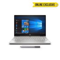 "HP Pavilion x360 14-CD1006NE i5 8GB, 1TB+ 128GB 14"" Laptop, Gold"