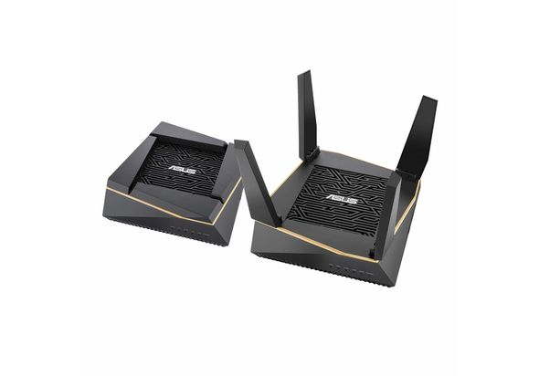 Asus RT-AX92U AX6100 Mesh Tri-Band WiFi Routers 2 Pack