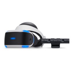 Sony Playstation VR Headset with Camera and Game
