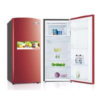 Supra SR185KS-R 2 Door Refrigerator Red