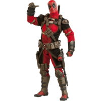Sideshow Deadpool Sixth Scale Figure by Sideshow Collectibles