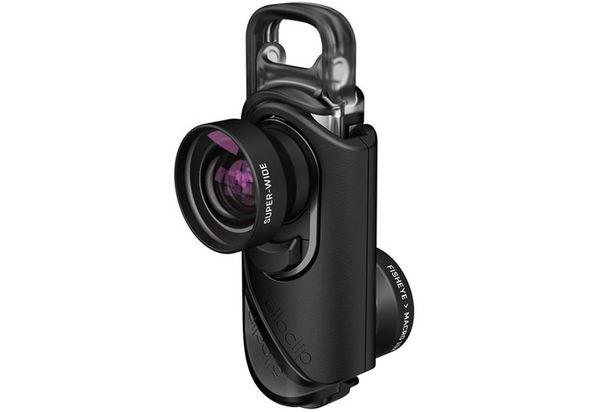 Olloclip Core Lens Set for iPhone 7/7 Plus, Black