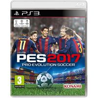 Pro Evolution Soccer 2017 for PS3