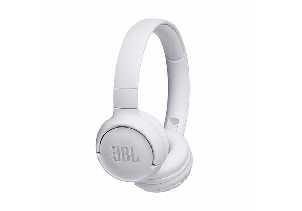 JBL Tune 500BT Wireless On Ear Headphones,  White