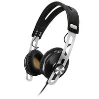 Sennheiser Momentum 2.0 On Ear Headphones for Apple, Black