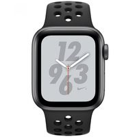 Apple Watch Series 4 Nike+ Series 4 GPS+ Cellular 40mm Space Gray Aluminum Case with Anthracite/Black Nike Sport Band