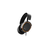 SteelSeries Arctis 5 (2019 Edition) RGB Illuminated Gaming Headset,  Black