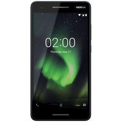 Nokia 2.1 Smartphone LTE, Blue Copper