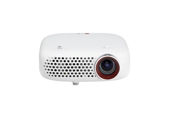 LG Portable LED Projector with Built-in Digital TV Tuner
