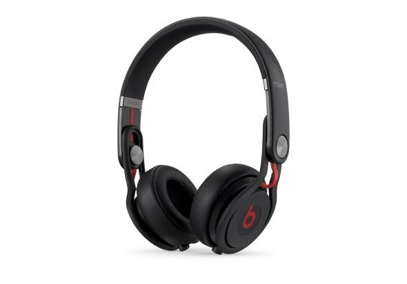 Beats Mixr On-Ear Headphones Black