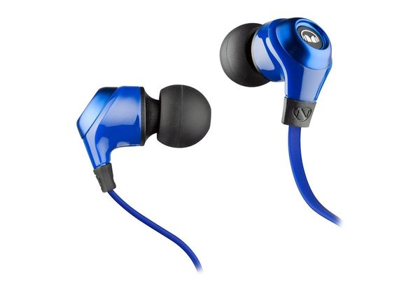 Monster NCredible NErgy In-Ear Headphones, Blue