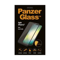 Panzerglass for iPhone XR, Black