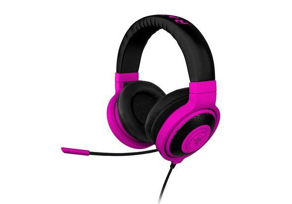 Razer Kraken Mobile Headphones, Purple