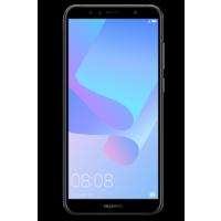 Huawei Y6 Prime 2018 Smartphone LTE, Black