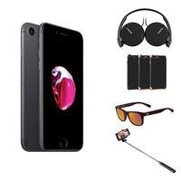 Apple iPhone 7, 128GB Smartphone LTE, Black