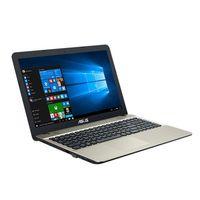 لاب توب أسوس Vivo Book Max541 ذاكرة 6 جيجابايت و1تيرا بايت وشاشة 15 بوصة, أسود