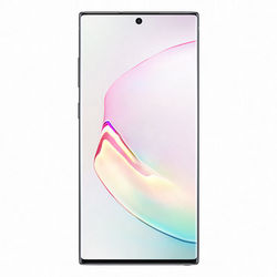 Samsung Galaxy Note 10+ Smartphone LTE, 256 GB,  Aura White