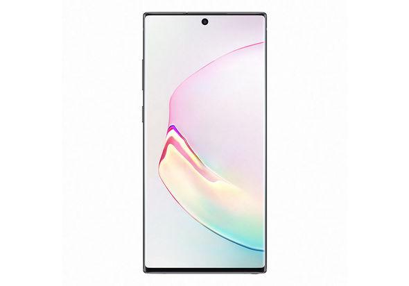 Samsung Galaxy Note 10+ Smartphone LTE, 256 GB,  Aura White