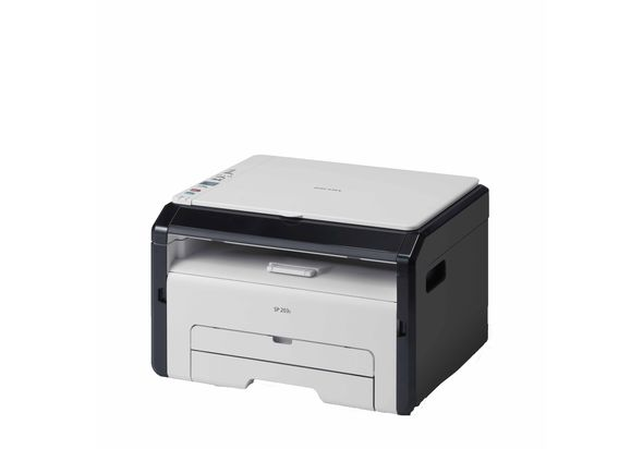 Ricoh SP203S 3-in-1 Desktop Multifunction Printer