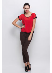 Red Top,  red, m
