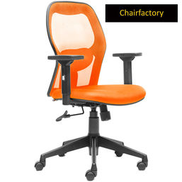 Krono LX Mid Back Ergonomic Staff Chair, black