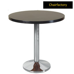 Ray Tea Table, 16  base with 2  diameter laminated top
