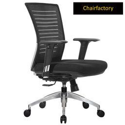 Avesta Mid Back ZX Ergonomic Chair - Black