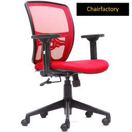 Smartdesk LX Mid Back Ergonomic Workstation Chair, maroon