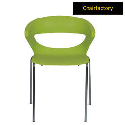Shirley Cafe Chair, red