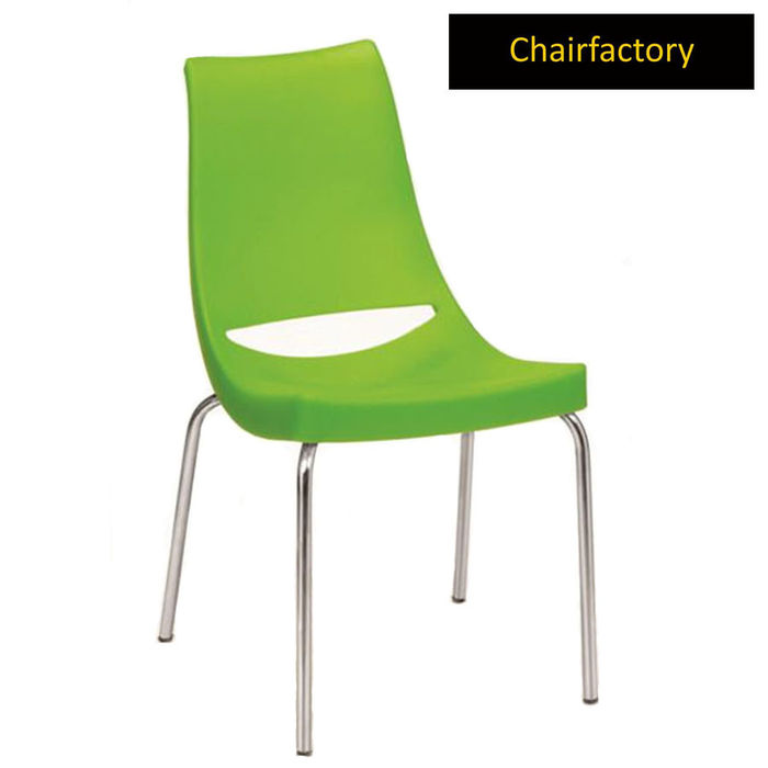 Watson Cafe Chair, orange