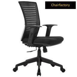 Avesta MB LX Ergonomic Chair - Black