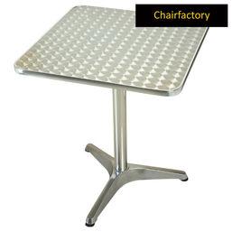 Ellie Aluminium Outdoor Table - 80 cm square, 24-24