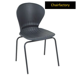 Carter Black Cafe Chair