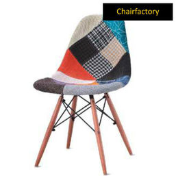 Eames DSW Patchwork Chair Replica
