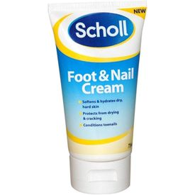 Scholl - Foot and Nail Cream