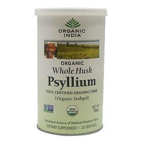 Organic India Whole Husk Psyllium- 100gm