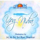 The Art of Living - Yoga Nidra English, 1 dvd