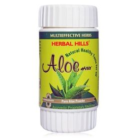 Herbal Hills - Aloe Hills, 60 tab