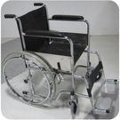 Dura Rexene - Wheel Chair, 1 chair