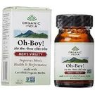 Organic India Oh-Boy Men's Virility, 30 capsules