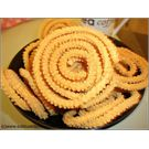 Roasted Whole Wheat Chakli ( chakri), masala sticks 150gm