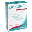 Health Aid Liver care tablets Two-a-Day, 60 tab