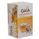 GAIA - GREEN CAMOMILE INFUSION, 20 tea bag