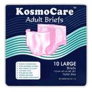 KosmoCare Adult Diapers, large