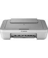 Canon Pixma MG2440 All In One Inkjet Printer, White, White